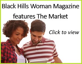 The Market featured in Black Hills Woman Magazine