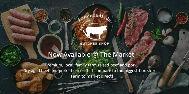 The Market Now Carries LemmonMade Meats